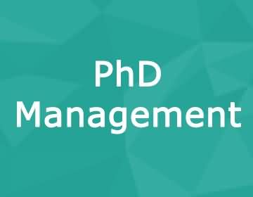 Brunel University – PhD Management