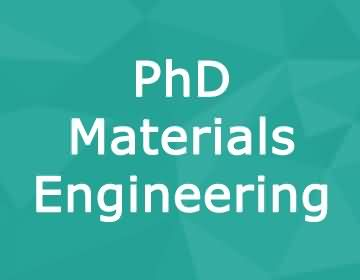Brunel University – PhD Materials Engineering