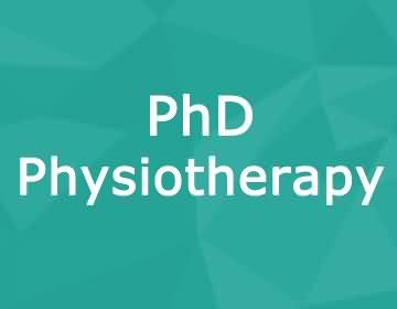 Brunel University – PhD Physiotherapy