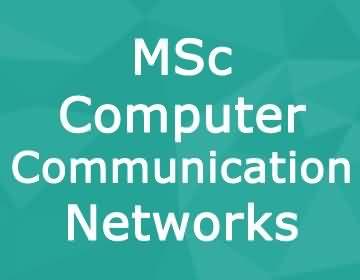 Brunel University – MSc Computer Communication Networks