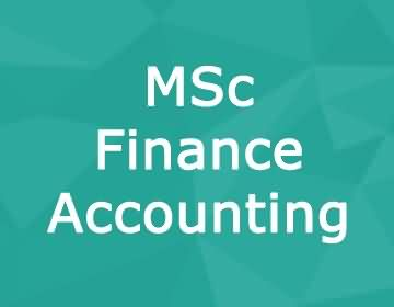 Brunel University – MSc Finance & Accounting