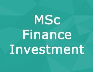 Brunel University – MSc Finance & Investment