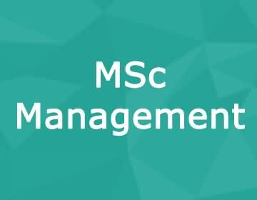 Brunel University – MSc Management