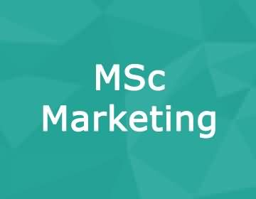 Brunel University – MSc Marketing