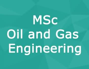 Brunel University – MSc Oil & Gas Engineering