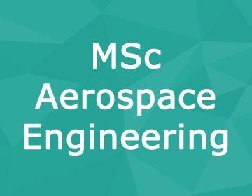 Brunel University – MSc Aerospace Engineering